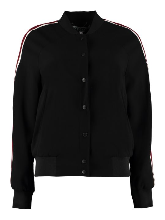 Kenzo 'tiger' Embroidered Bomber Jacket