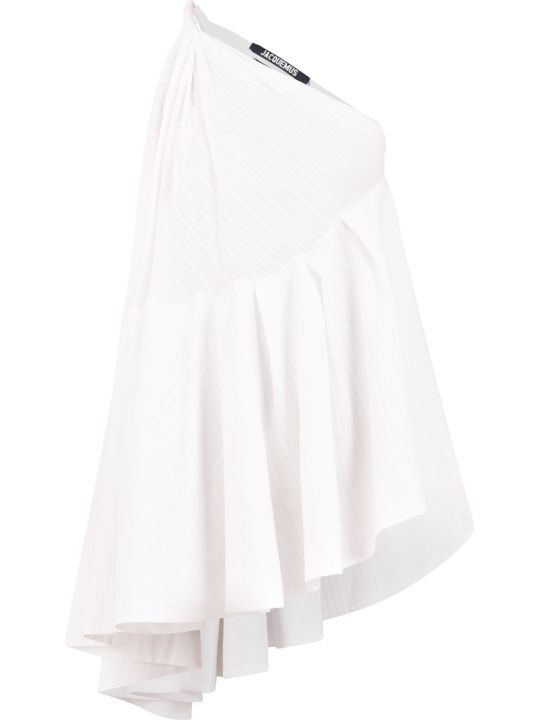 Jacquemus Ruched Dress