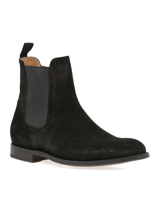Green George Leather Chelsea Boot