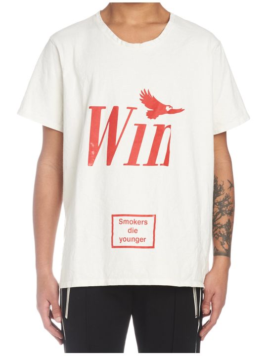 Rhude 'win' T-shirt