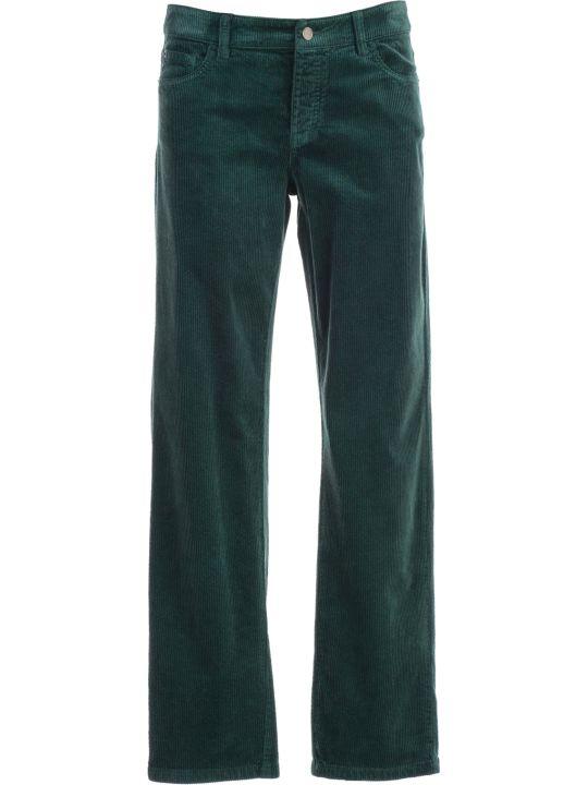 Emporio Armani Jeans Ribbed Velvet
