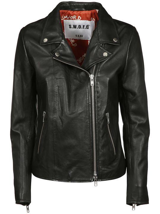 S.W.O.R.D 6.6.44 Sword Classic Biker Jacket