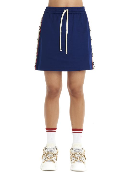 Gucci 'gg Web' Skirt