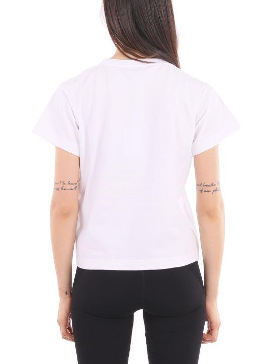 Balenciaga White Signature T-shirt