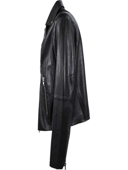 S.W.O.R.D 6.6.44 Black Biker Jacket