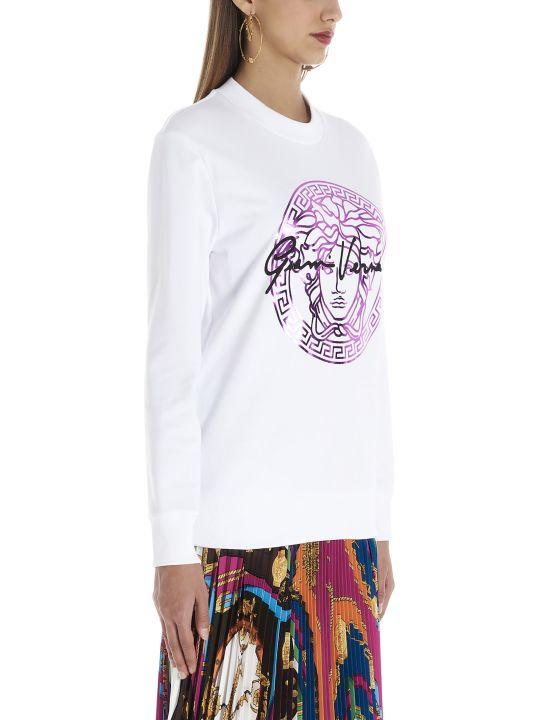 Versace 'medusa Signature' Sweatshirt