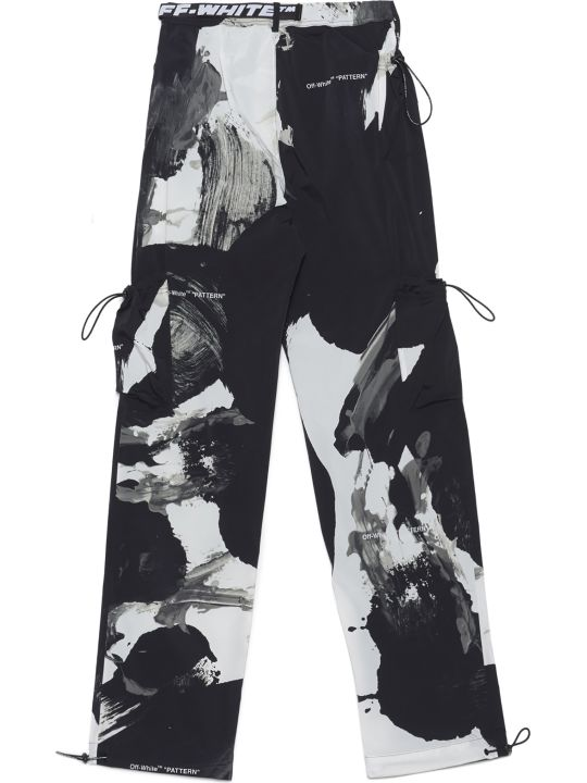 Off-White 'pattern' Pants