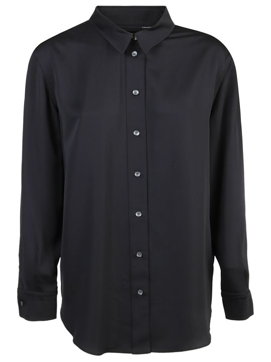 Calvin Klein Camicia Ls Piping