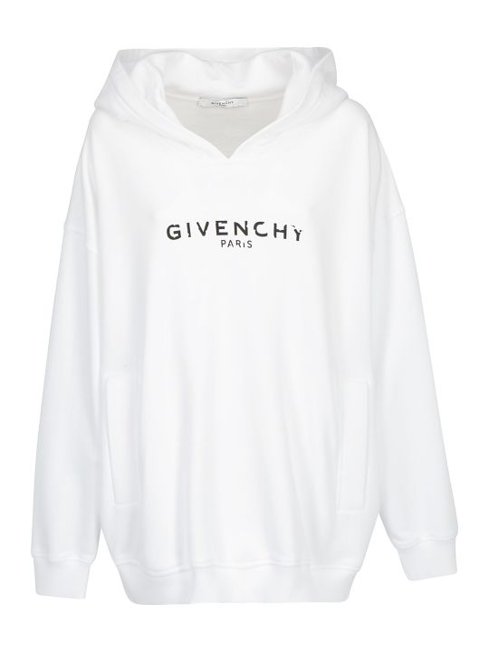 Givenchy Logo Hoodie