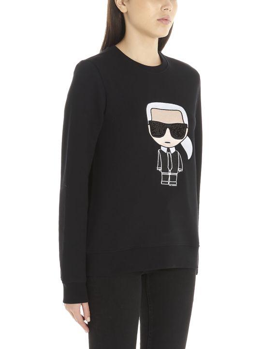 Karl Lagerfeld 'k/ikonik' Sweatshirt