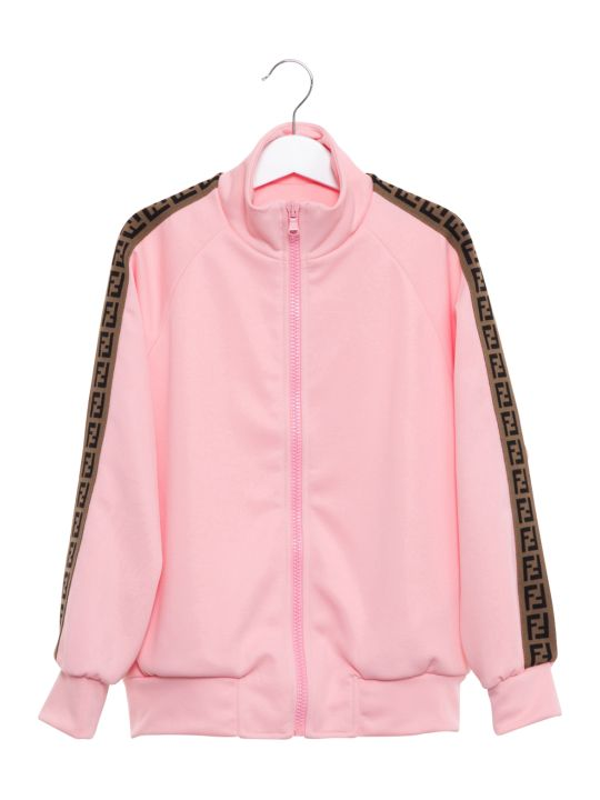 Fendi Ff Track-jacket