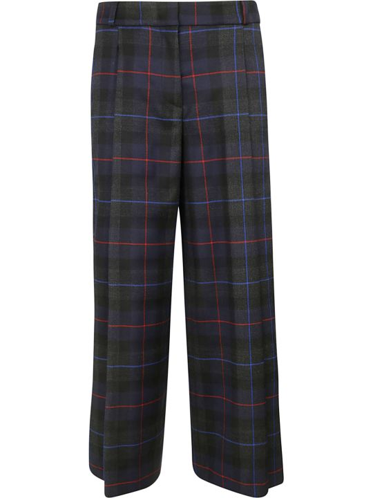 Kiltie & Co. Kiltie Checked Trousers