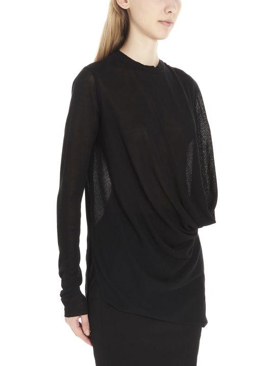 Rick Owens 'draped' Sweater