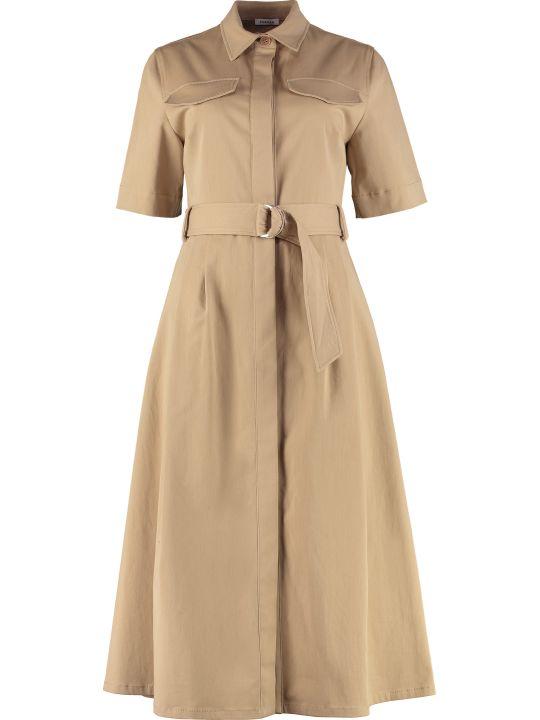 Parosh Cotton Long Dress