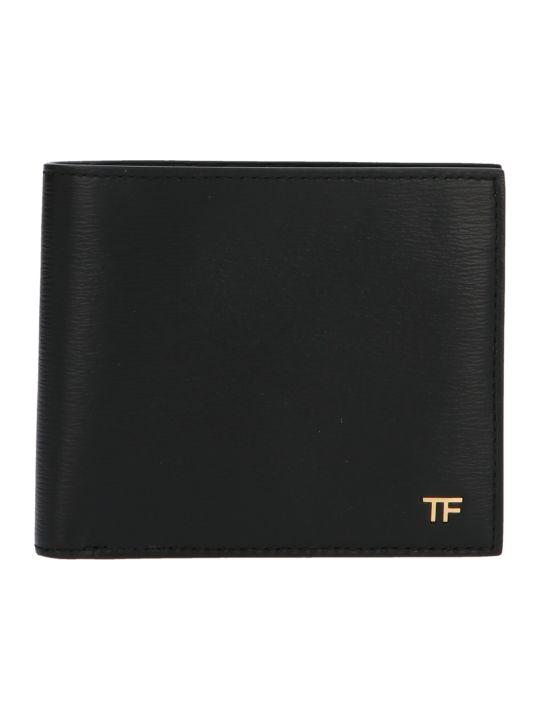 Tom Ford 'tf' Billfold Wallet