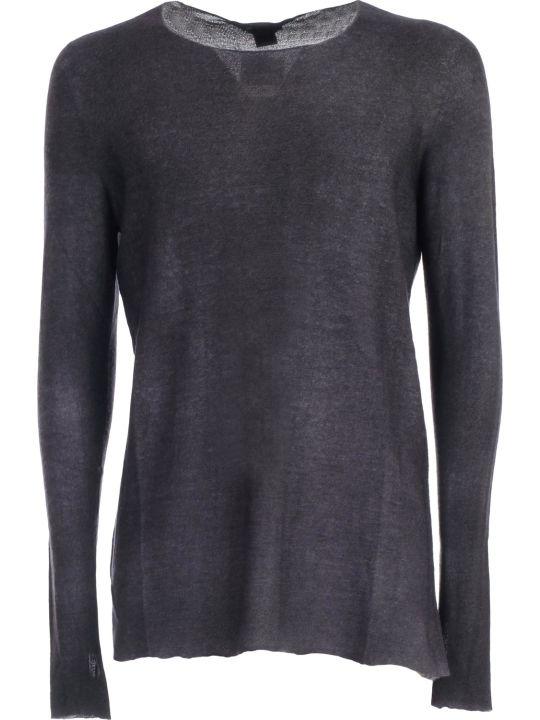 Avant Toi Sweater L/s Round Neck Reversible