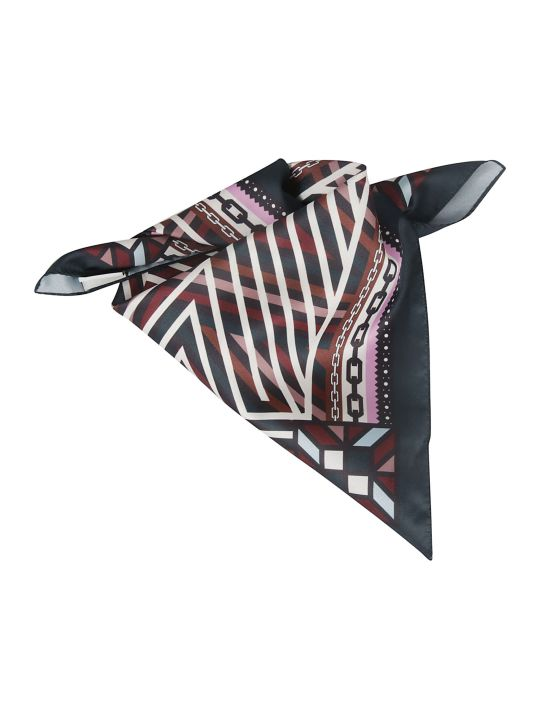 the VOLON Printed Foulard