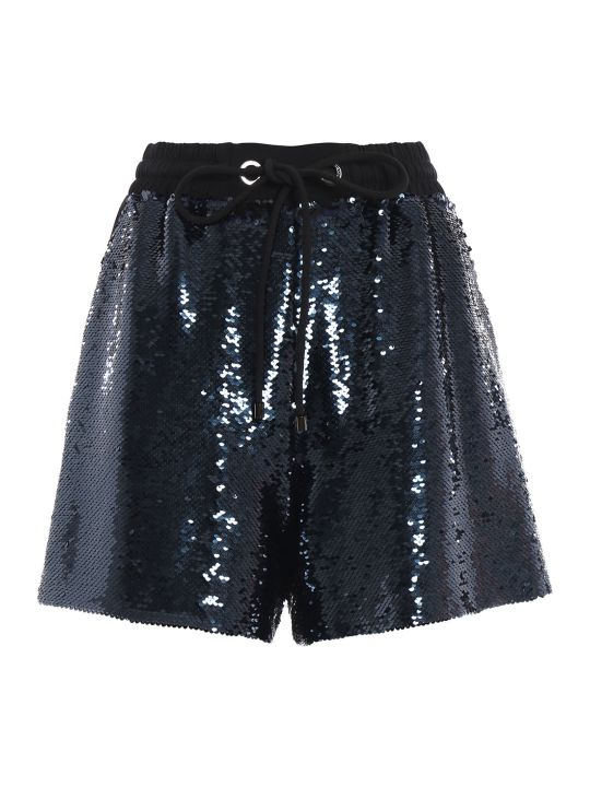 Emporio Armani Sequined Shorts