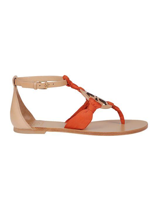 Tory Burch Classic Flat Sandals