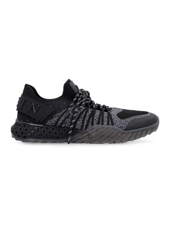 Philipp Plein Runner Knitted Sneakers