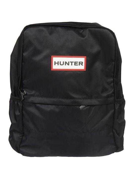 Hunter Logo Patch Large Backpack