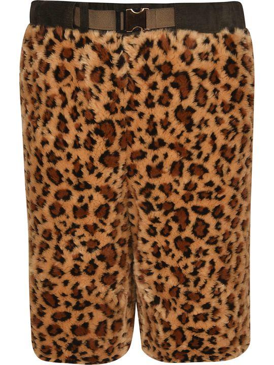 Sacai Belted Shorts