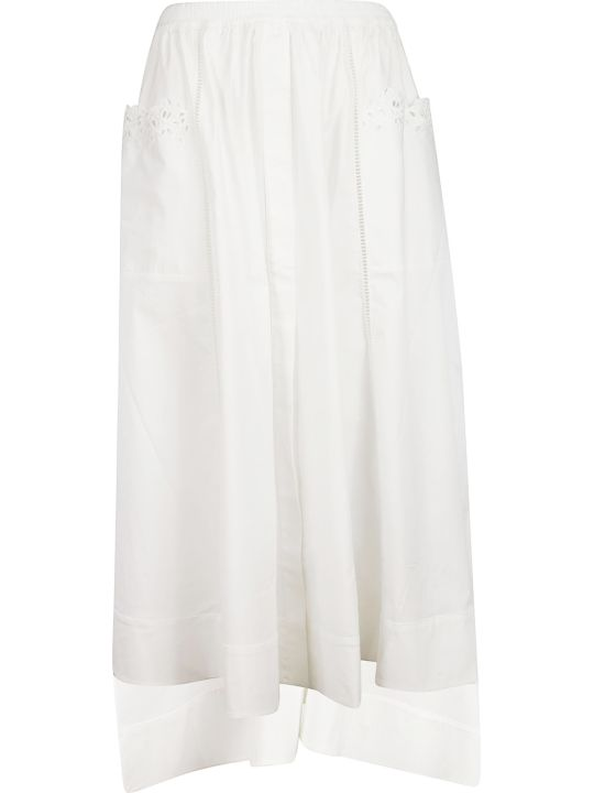 Ermanno Scervino High Low Skirt