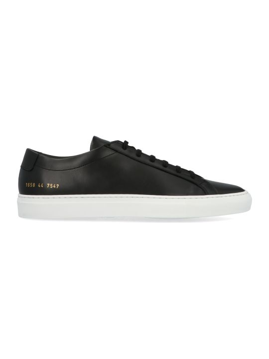 Common Projects 'achille' Shoes