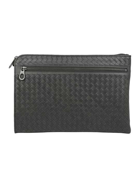 Bottega Veneta Crossbody Briefcase