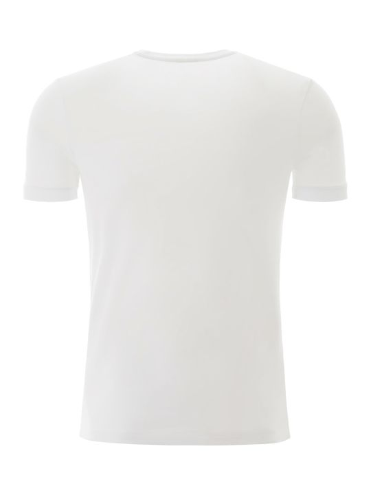 Dolce & Gabbana T-shirt With Patch