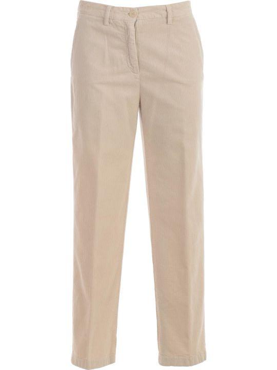 Aspesi Pants Velvet