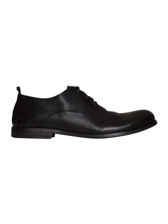 Marsell Marsel Derby In Black