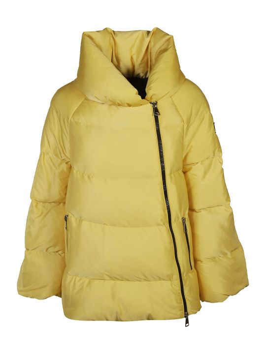 Ermanno Scervino Zipped Padded Jacket
