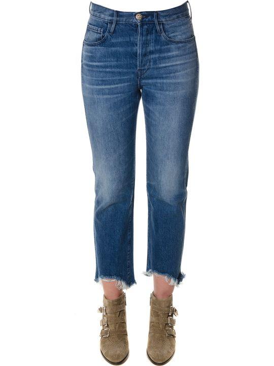 3x1 Denim Cropped Jeans