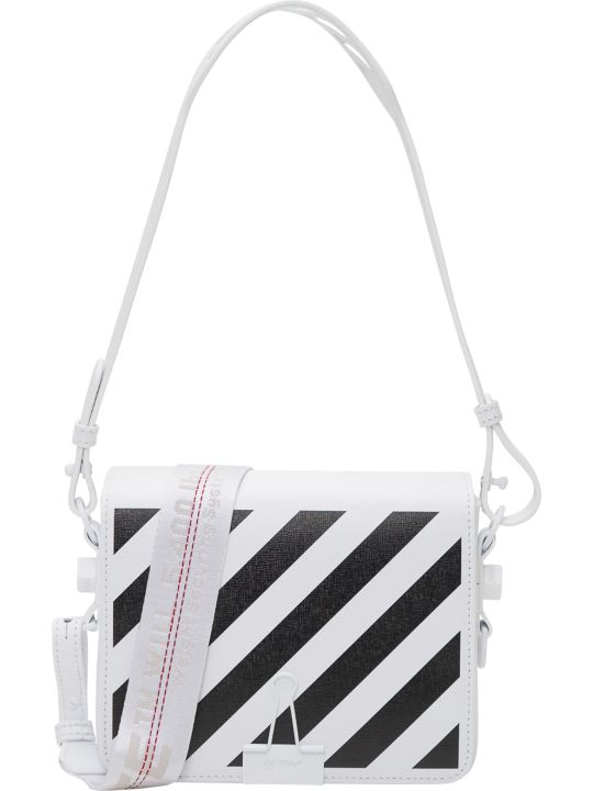 Off-White Blinder Clip Bag