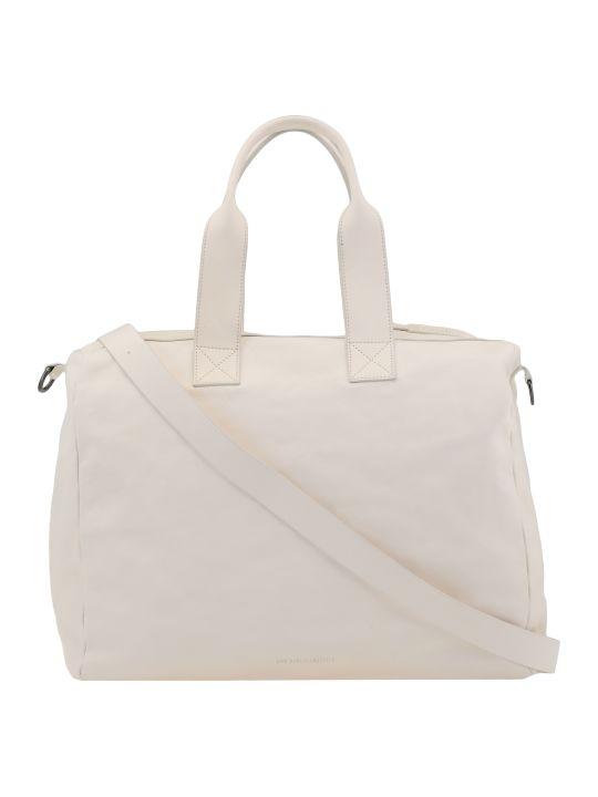 Ann Demeulemeester Leather Shoulder Strap Bag