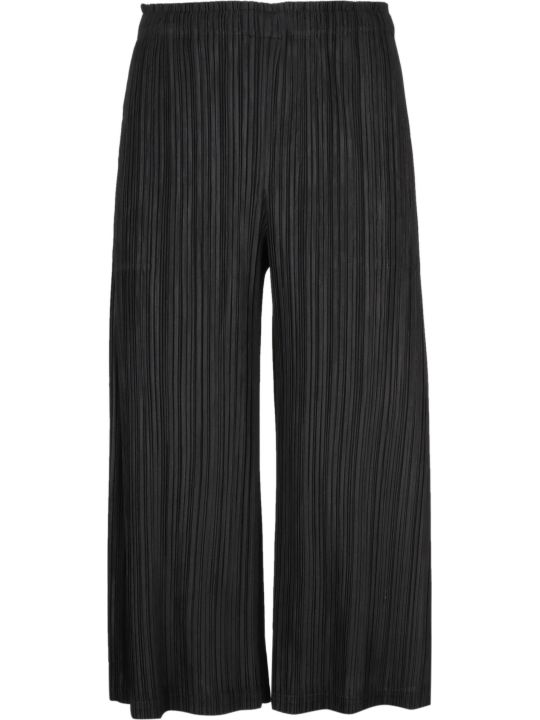 Pleats Please Issey Miyake Pleats Please By Issey Miyake Pleated Trousers
