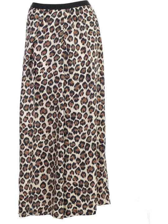Antonio Marras Leopard Trousers