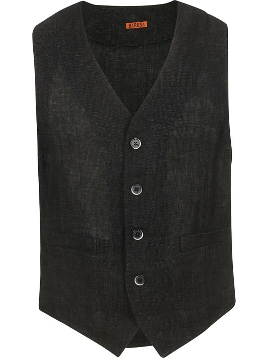 Barena Single Breasted Vest