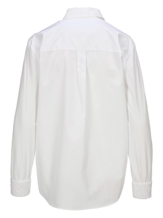 Kenzo Smocked Shirt