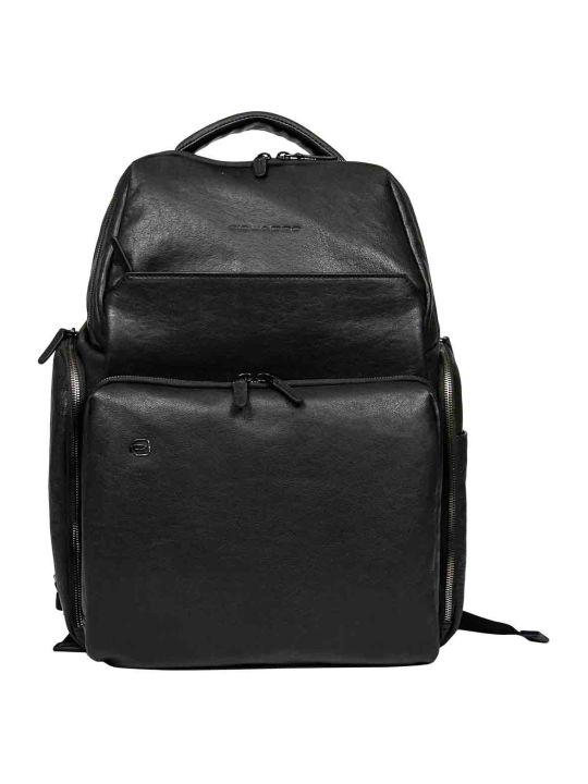 Piquadro Laptop/ipad® Rucksack With Rfid
