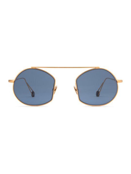 AHLEM Ahlem Place Des Victoires Rose Gold Sunglasses