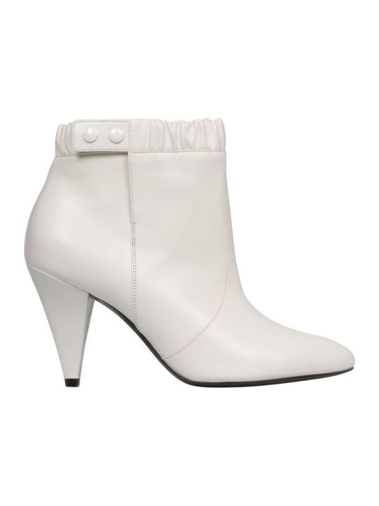 Celine Triangle Heel Boots
