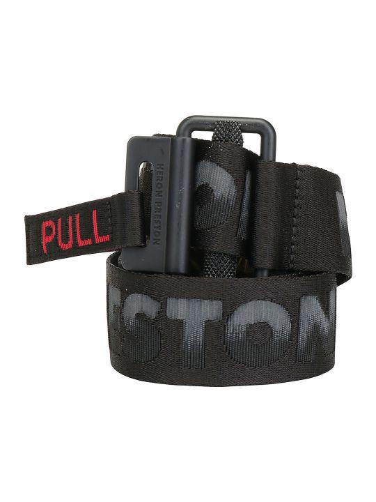 HERON PRESTON Tape Belt