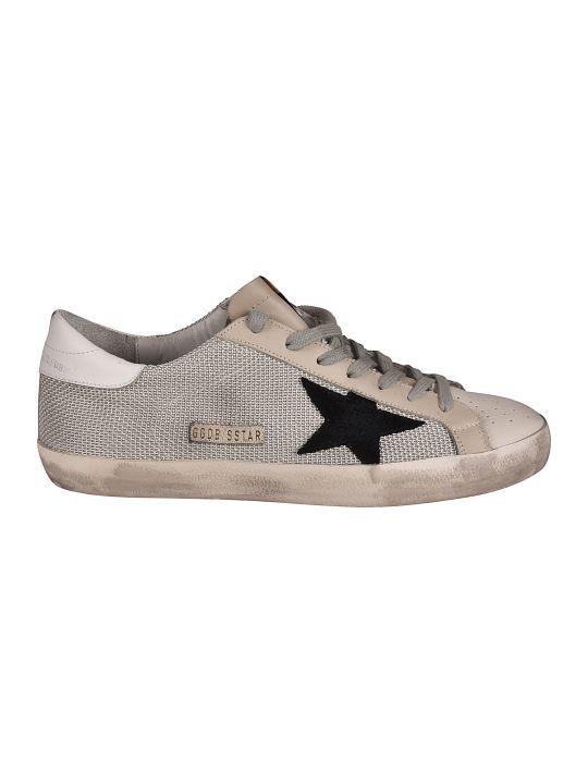 Golden Goose Cord Superstar Sneakers