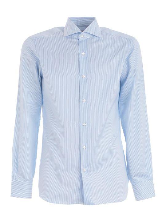 Barba Napoli Shirt Plain Wandered
