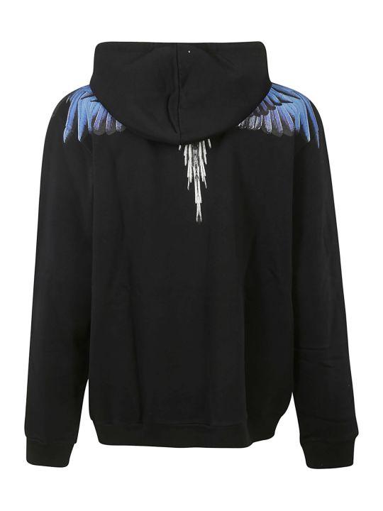 Marcelo Burlon Wings Regular Hoodie