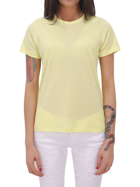A.P.C. Yellow Boat T-shirt