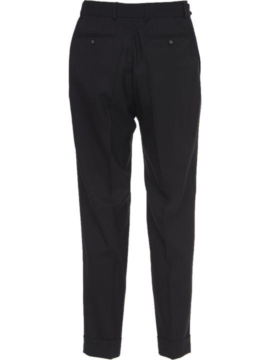 Officine Générale Hugo Black Trousers