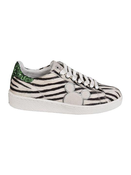 M.O.A. master of arts Master Of Arts Disney Zebra Sneakers